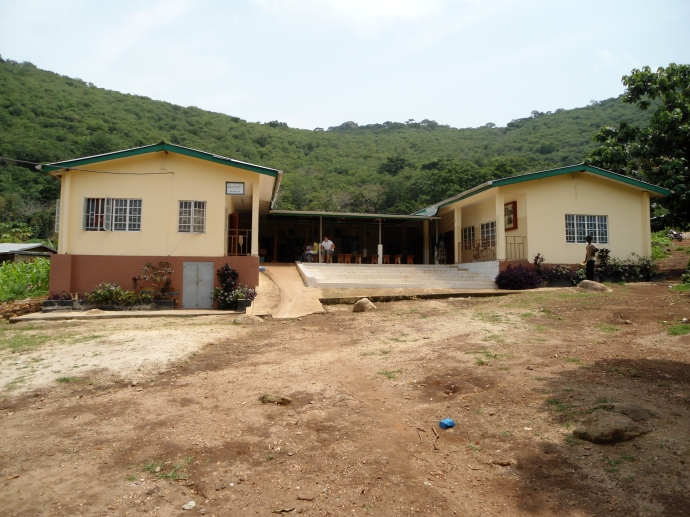 Clinicbuilding